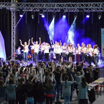 Diecezjalne spotkanie młodzieży w Wałbrzychu