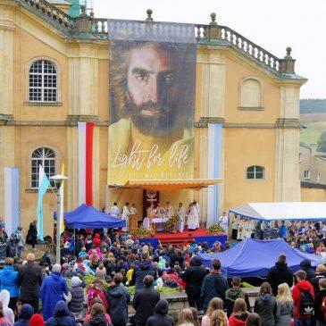 Festiwal młodych w Wambierzycach