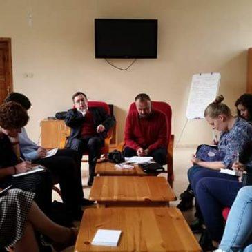 Szkolenie dziennikarskie