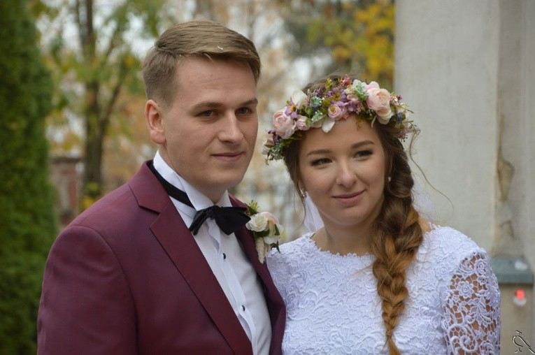 Nasi KSMowicze już po ślubie
