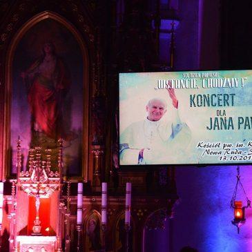 Koncert z okazji XIX Dnia Papieskiego już za nami!