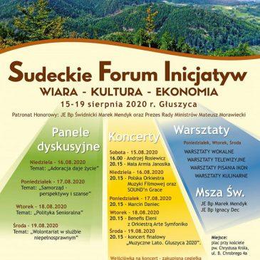 Sudeckie Forum Inicjatyw